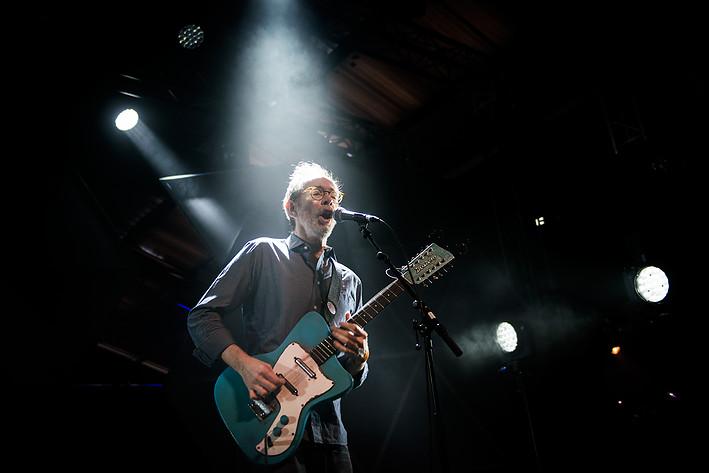 2014-07-05 - Arto Lindsay & Paal Nilssen-Love Duo spelar på Roskildefestivalen, Roskilde