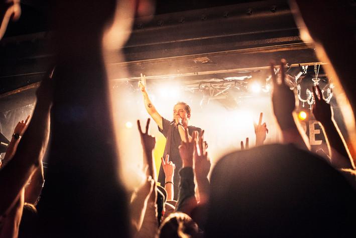 2014-10-20 - Atmosphere spelar på Debaser Hornstulls Strand, Stockholm