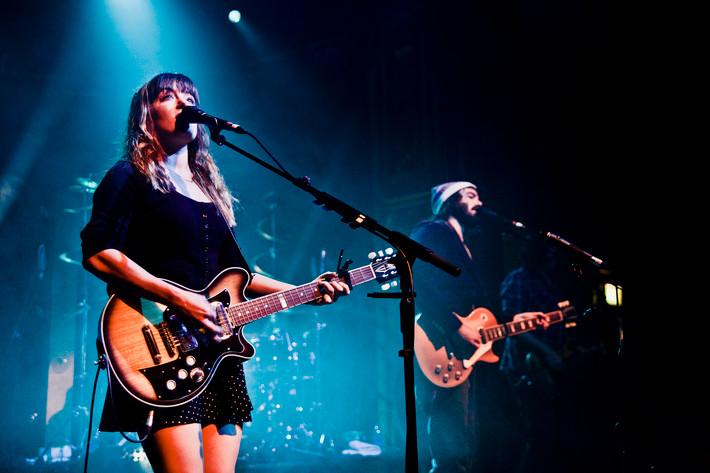 2014-11-16 - Angus & Julia Stone spelar på Berns, Stockholm