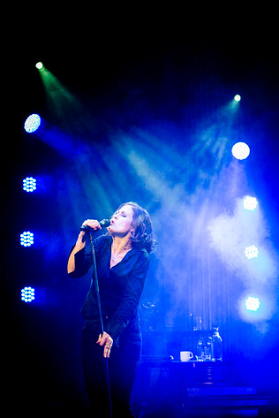 2015-02-14 - Alison Moyet performs at Nalen, Stockholm