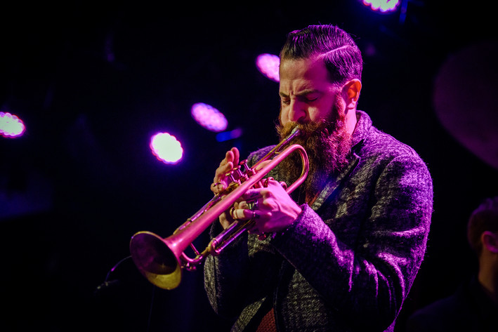 2015-02-22 - Avishai Cohen Triveni spelar på Fasching, Stockholm