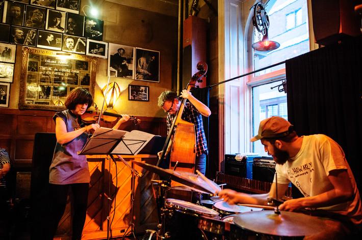 2014-08-13 - Viva Black performs at Glenn Miller Café, Stockholm