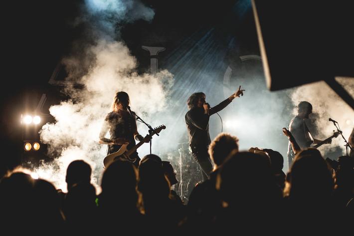 2015-02-27 - Atlas Losing Grip performs at Babel, Malmö