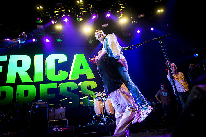 2015-07-04 - Africa Express performs at Roskildefestivalen, Roskilde