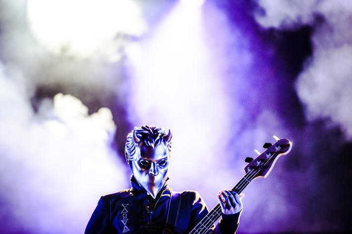 2015-08-08 - Ghost performs at Getaway Rock, Gävle