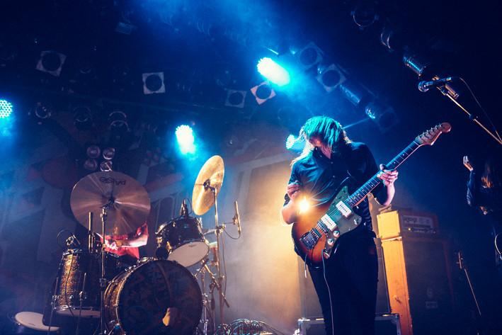 2015-10-16 - Graveyard performs at Kulturbolaget, Malmö