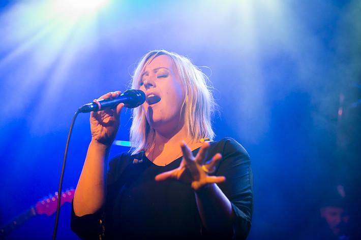 2015-10-16 - Alice Russell spelar på Södra Teatern, Stockholm