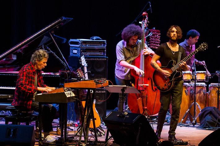 2015-10-18 - Chick Corea & The Vigil performs at Stockholm Jazz Festival, Stockholm