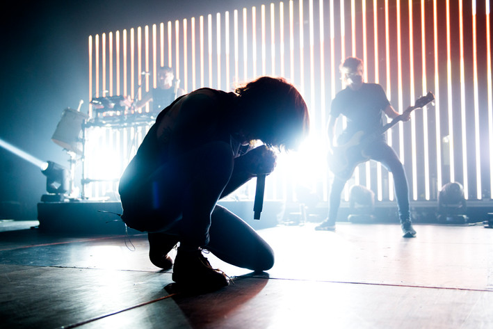 2015-11-14 - Bring Me The Horizon performs at Arenan, Stockholm