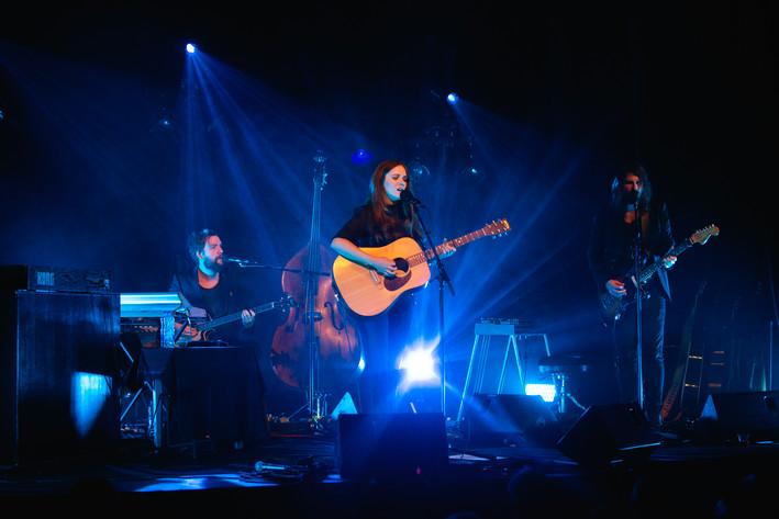 2016-02-03 - Melissa Horn spelar på Södra Teatern, Stockholm