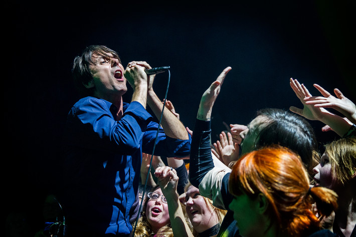 2016-02-03 - Suede performs at Cirkus, Stockholm