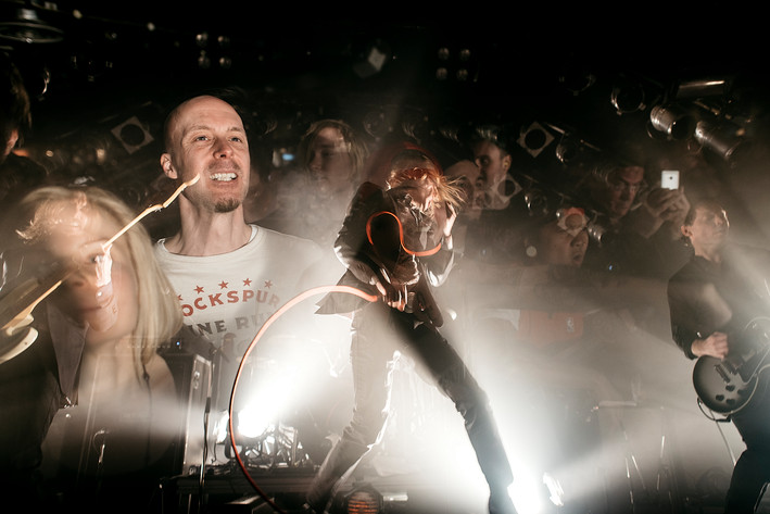 2016-02-26 - Refused performs at Kulturbolaget, Malmö