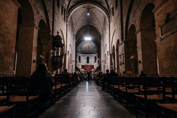 2016-03-23 - The Passion Of St John spelar på Lunds Domkyrka, Lund