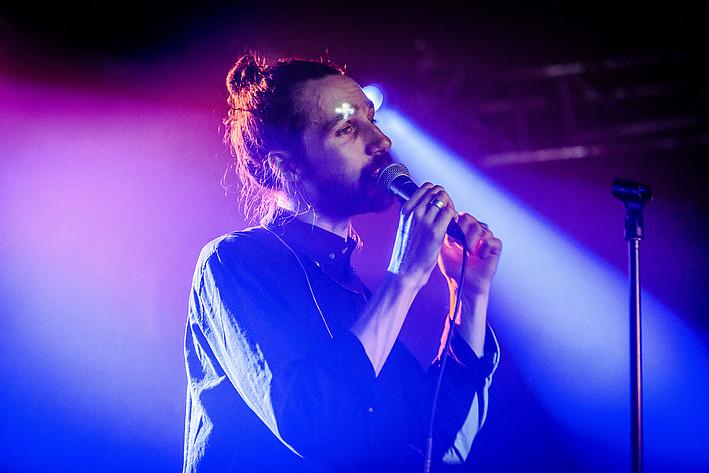 2016-04-15 - Adam Chiapponi spelar på Debaser Hornstulls Strand, Stockholm