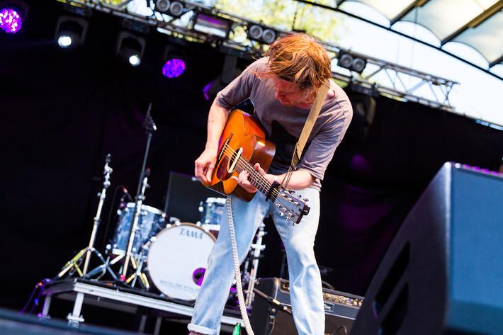 2016-07-23 - Timo Räisänen performs at Putte i Parken (Stockholm), Stockholm