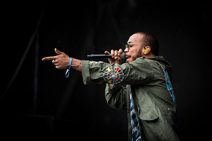 2016-08-12 - Anderson .Paak & The Free Nationals performs at Way Out West, Göteborg