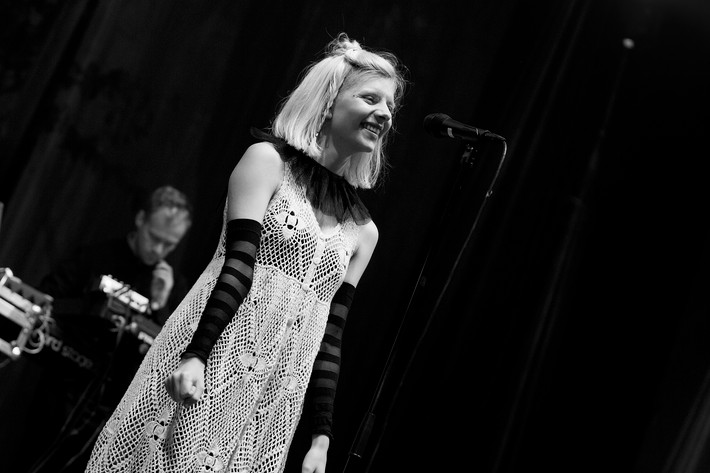 2016-08-12 - Aurora performs at Way Out West, Göteborg