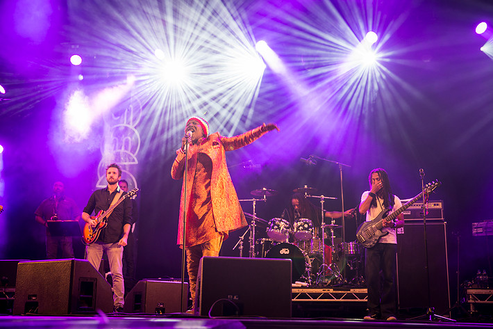 2016-08-19 - Alpha Blondy performs at Stockholms Kulturfestival, Stockholm