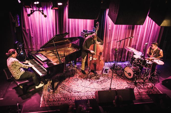 2016-10-12 - Alfredo Rodriguez Trio feat. Ganavya spelar på Stockholm Jazz Festival, Stockholm