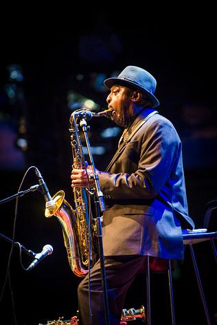 2016-10-15 - Archie Shepp Quartet performs at Stockholm Jazz Festival, Stockholm