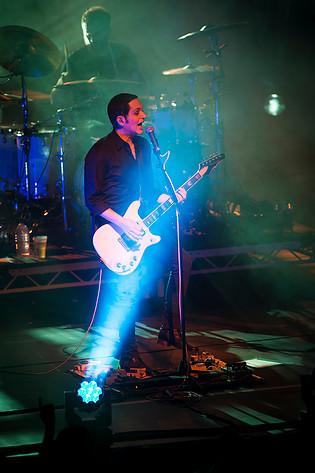 2016-10-18 - Placebo spelar på Cirkus, Stockholm