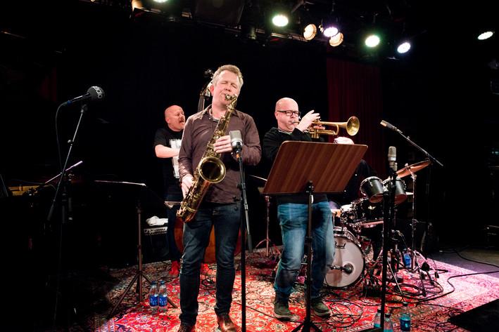 2017-02-16 - Atomic performs at Fasching, Stockholm