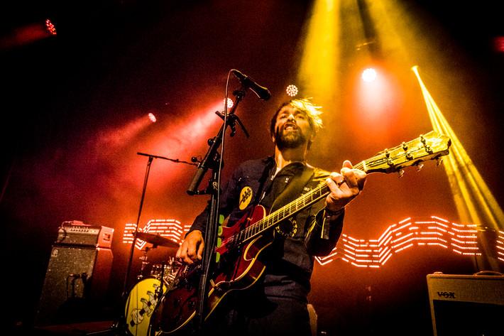 2017-04-01 - Peter Bjorn & John performs at Umeå Open, Umeå