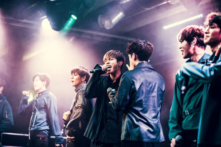 2017-04-05 - 24K performs at Kraken, Stockholm