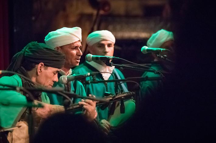 2017-04-16 - The Master Musicians of Jajouka spelar på Fasching, Stockholm