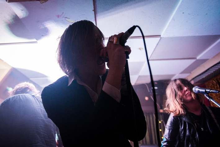 2017-04-26 - INVSN  performs at Kafé de luxe, Växjö
