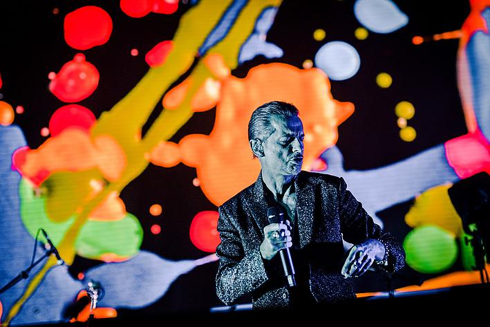 2017-05-05 - Depeche Mode spelar på Friends Arena, Stockholm