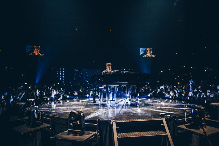 2017-05-17 - Shawn Mendes spelar på Globen, Stockholm