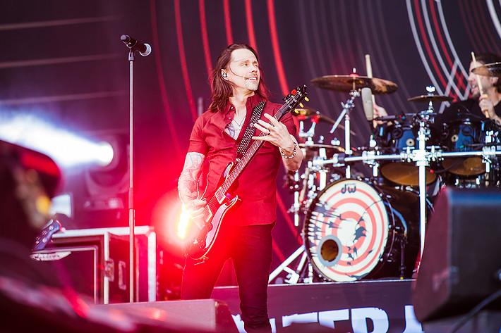 2017-06-08 - Alter Bridge performs at Sweden Rock Festival, Sölvesborg