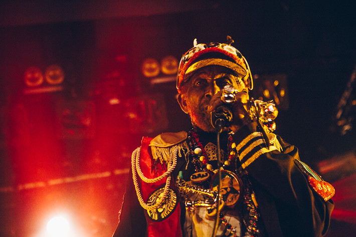 2017-06-11 - Lee Scratch Perry & Mad Professor performs at Kägelbanan, Stockholm