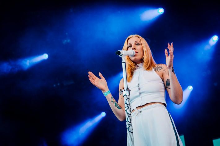 2017-07-12 - Gabrielle spelar på Liseberg, Göteborg