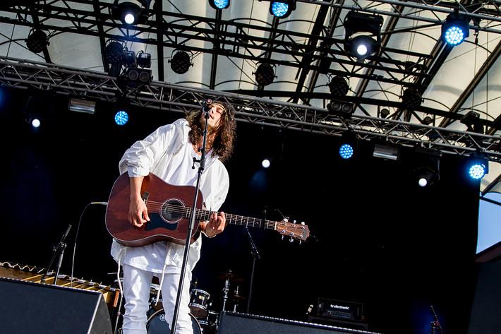 2017-07-29 - Kristian Anttila spelar på Putte i Parken (Stockholm), Stockholm