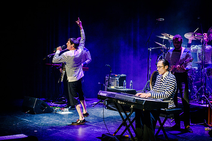 2017-08-10 - Sparks performs at Cirkus, Stockholm