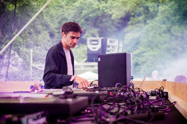 2017-08-11 - Jon Hopkins (DJ-set) performs at Way Out West, Göteborg