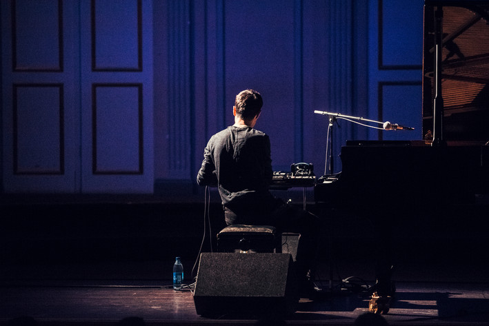 2017-10-12 - Tigran Hamasyan performs at Musikaliska, Stockholm