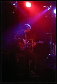 2004-02-07 - Björn Kleinhenz spelar på Sticky Fingers, Göteborg