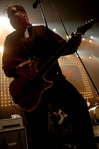 2004-11-07 - The Hives spelar på Cirkus, Stockholm