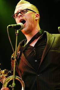 2005-07-15 - Moneybrother performs at Arvikafestivalen, Arvika