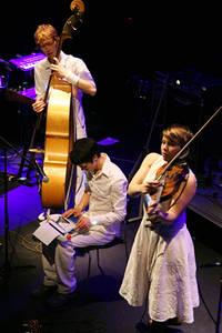 2006-03-21 - Bell Orchestre performs at Södra Teatern, Stockholm