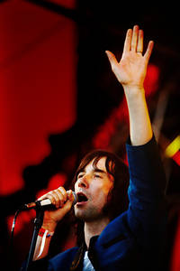 2006-07-01 - Primal Scream spelar på Roskildefestivalen, Roskilde