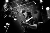 2006-07-02 - Arctic Monkeys spelar på Roskildefestivalen, Roskilde