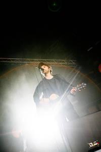 2006-07-08 - Thåström performs at Peace & Love, Borlänge