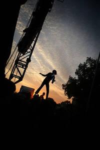 2006-08-09 - The Hives spelar på Where The Action Is, Göteborg