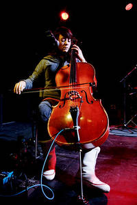 2006-11-19 - Damien Jurado spelar på Kägelbanan, Stockholm