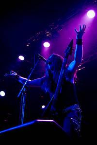 2007-06-28 - Vader spelar på Peace & Love, Borlänge