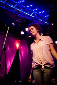 2007-08-15 - Those Dancing Days spelar på Stockholms Kulturfestival, Stockholm